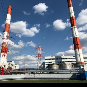 KAZAN CHPP IS EQUIPPED WITH SMIS