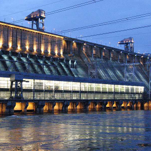 Boguchanskaya Hydro Electric Power Plant