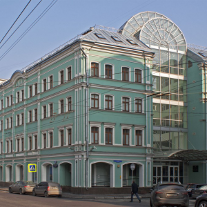 Educational complex of the Moscow City Government University of Management Moscow, street Staroobryadcheskaya, D. 30A