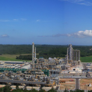 Neftegorsky Gas Processing Plant